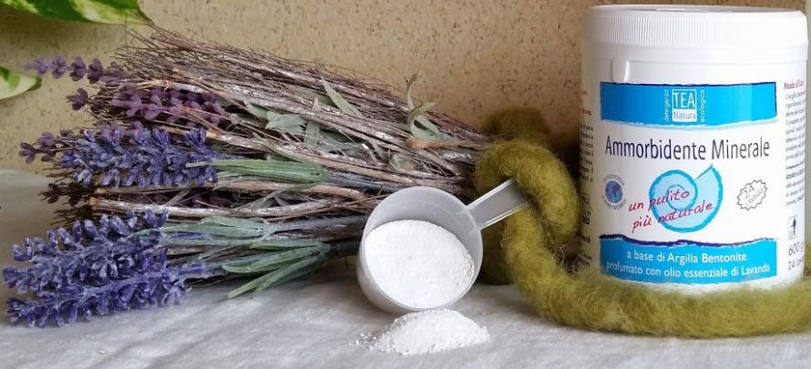 Ammorbidente minerale Teanatura