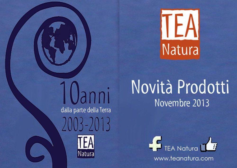 Prodotti naturali, vegani ed etici Teanatura
