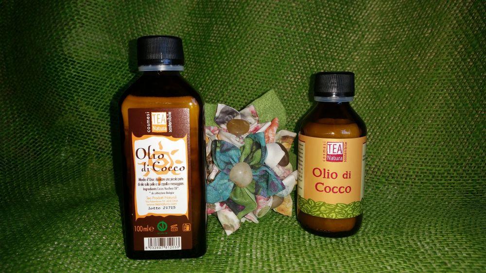 Olio di cocco Teanatura